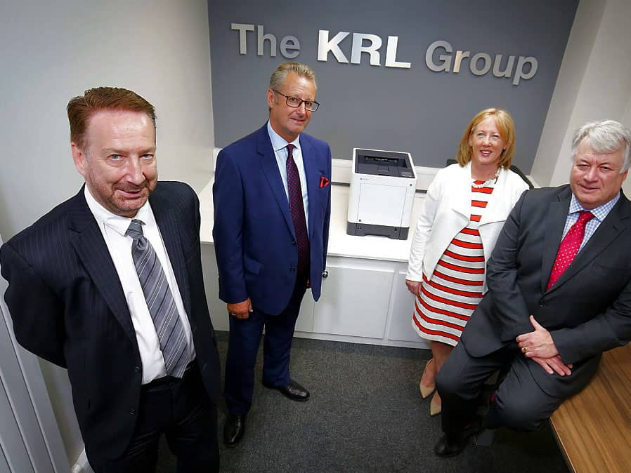 KRL Hull Captial Investment Team
